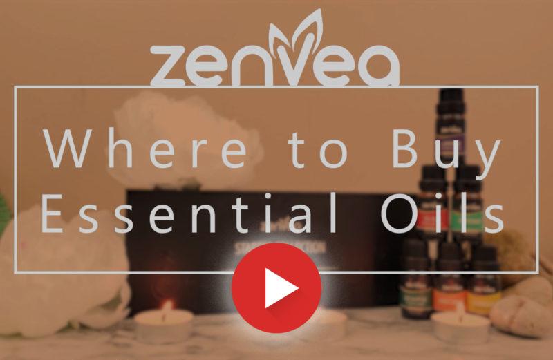 Where to Buy Essential Oils | Zenvea